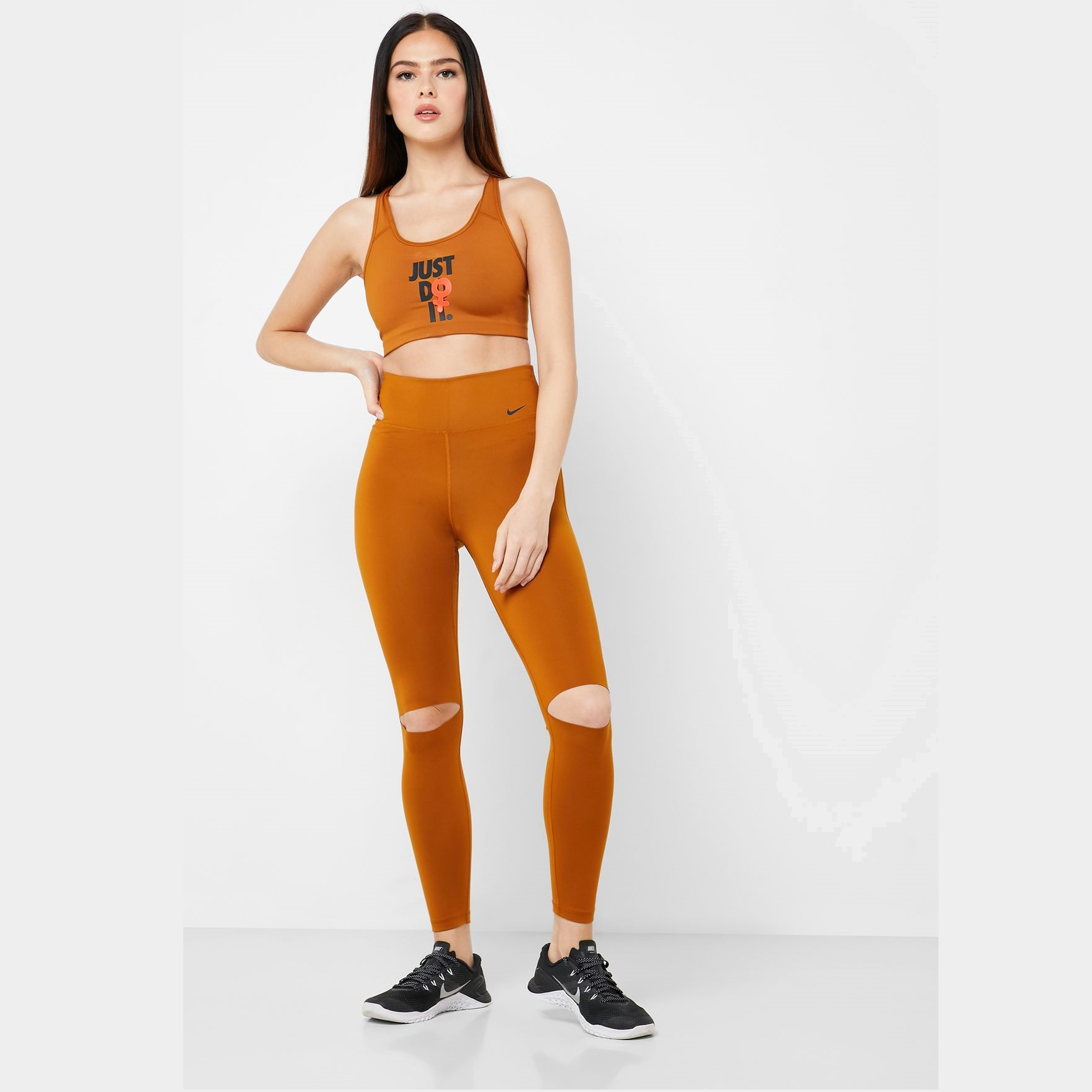 Nike Women's One Icon CLSH 7/8 Tight (BV5145 857)