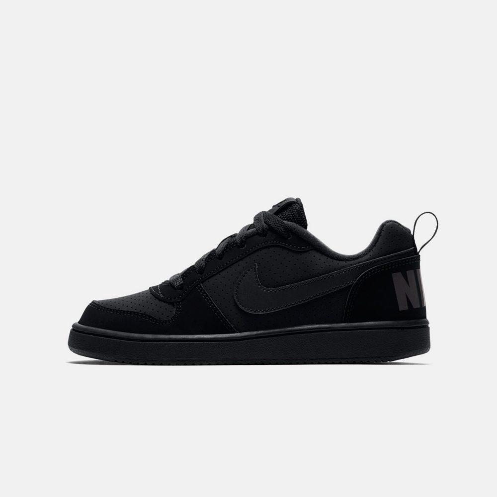 Nike Court Borough Low Junior (839985 001)