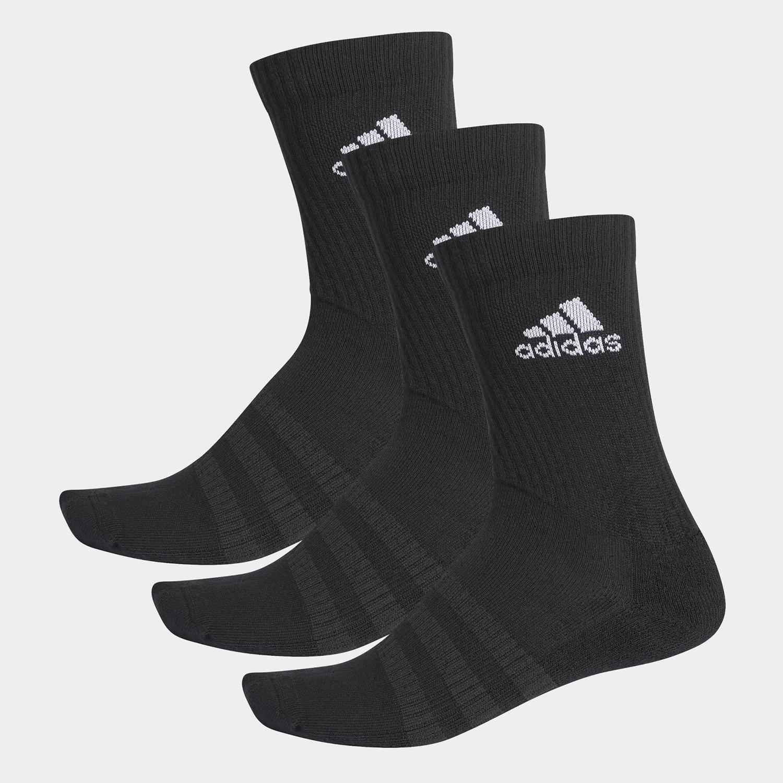 adidas Cushioned 3 Pairs Unisex Crew Socks (DZ9357)