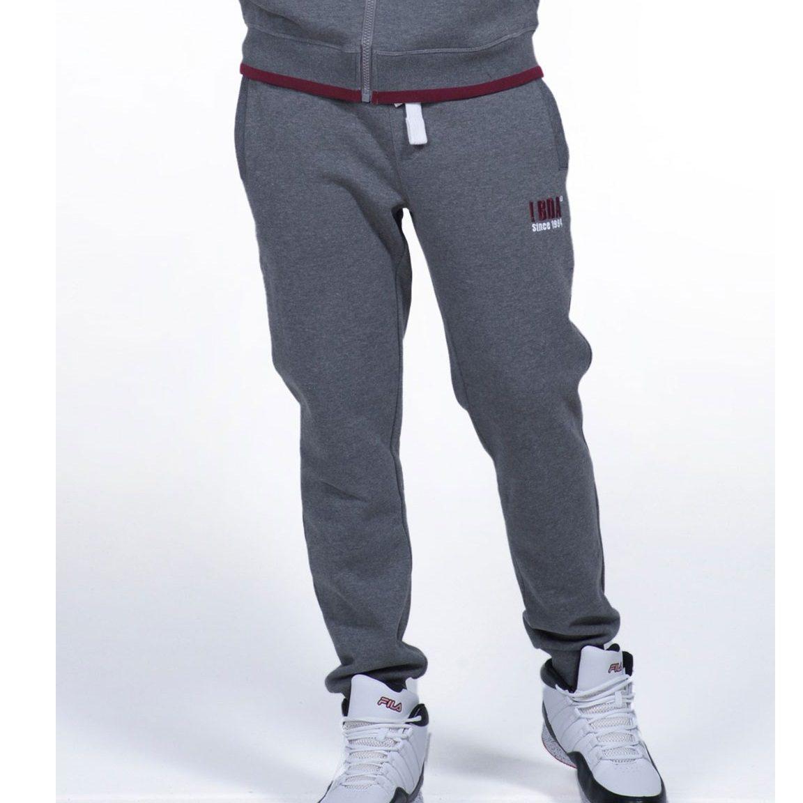 Body Action Men Sport Fleece Joggers (023845 17)