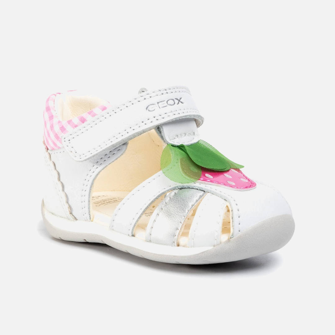 GEOX B Each - Baby Girl First Step Shoes
