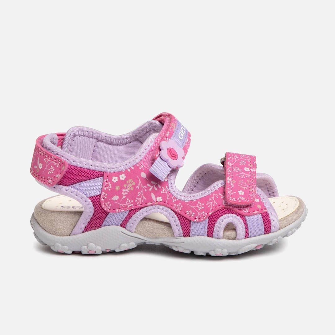 GEOX ROXANNE Girl's Breathable Sandal's