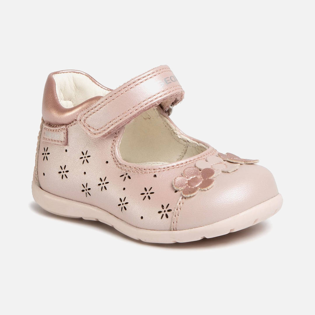 GEOX Kaytan - Baby Girl First Step Shoes