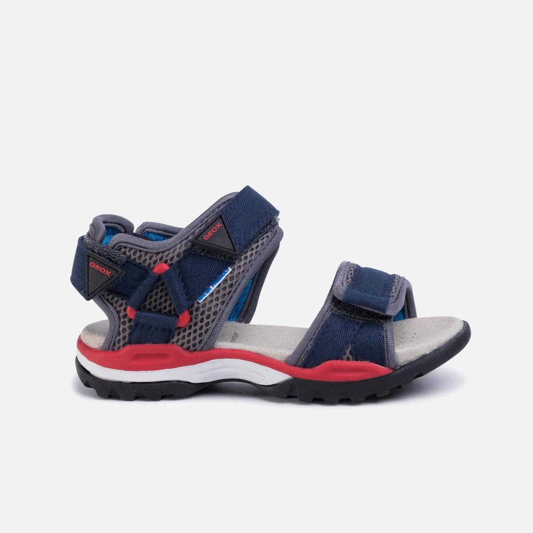 GEOX BOREALIS - Boy's breathable sandal