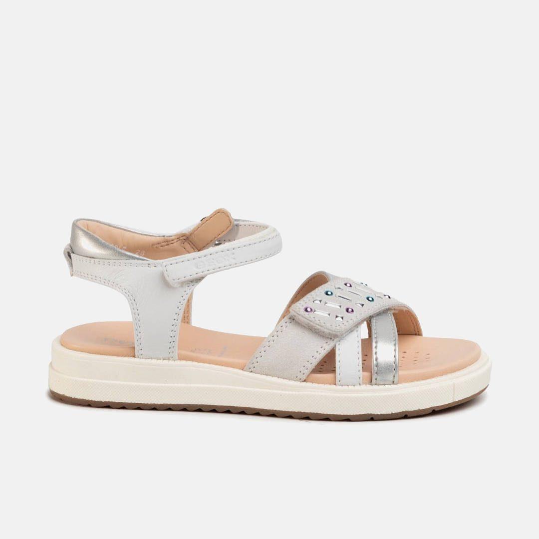 GEOX REBECCA Girl's Breathable Sandal