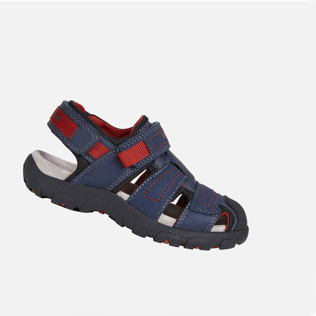 GEOX  STRADA - Boys Breathable Sandals