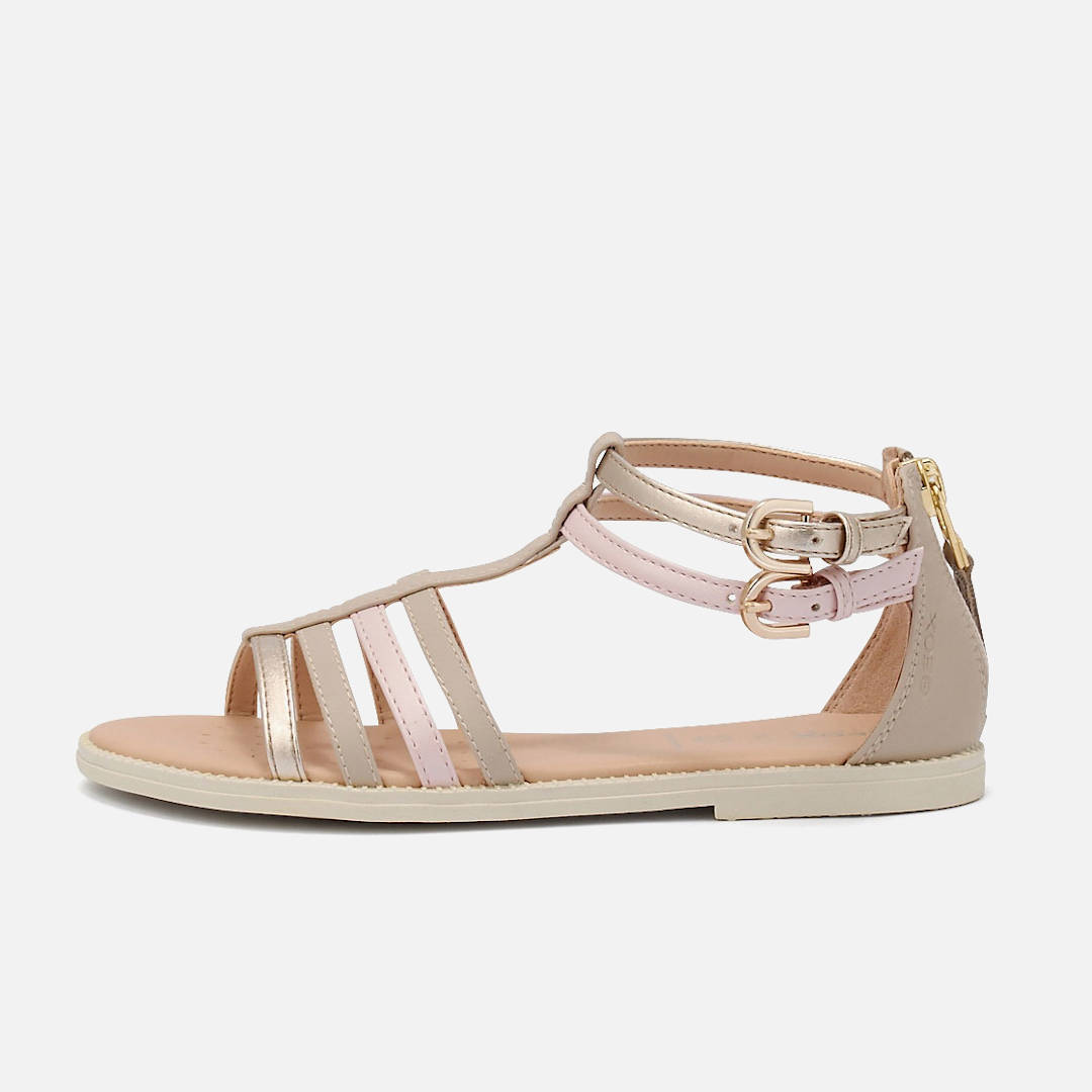 GEOX KARLY Girl's Breathable Sandal