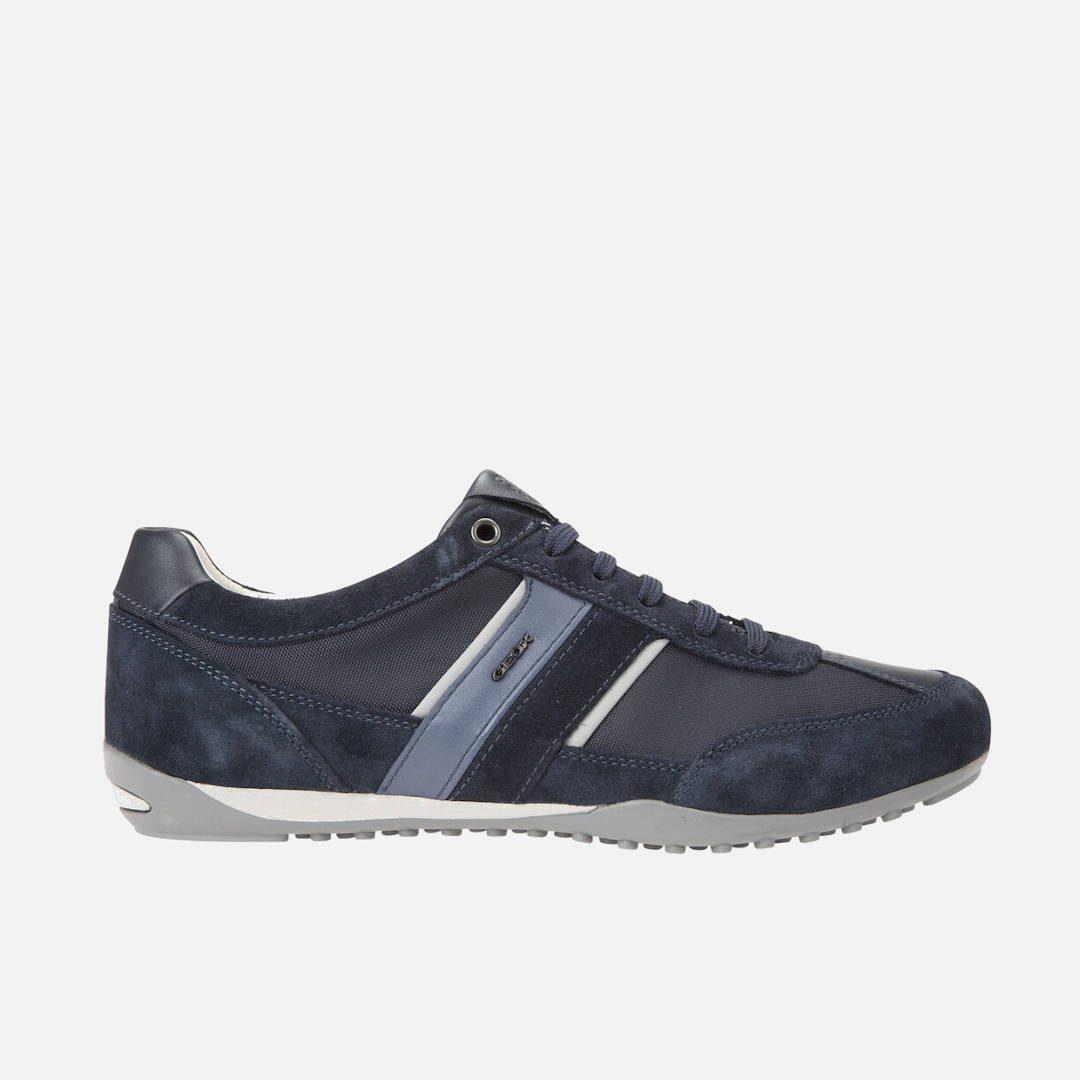 GEOX U Wells Men's Breathable Sneaker