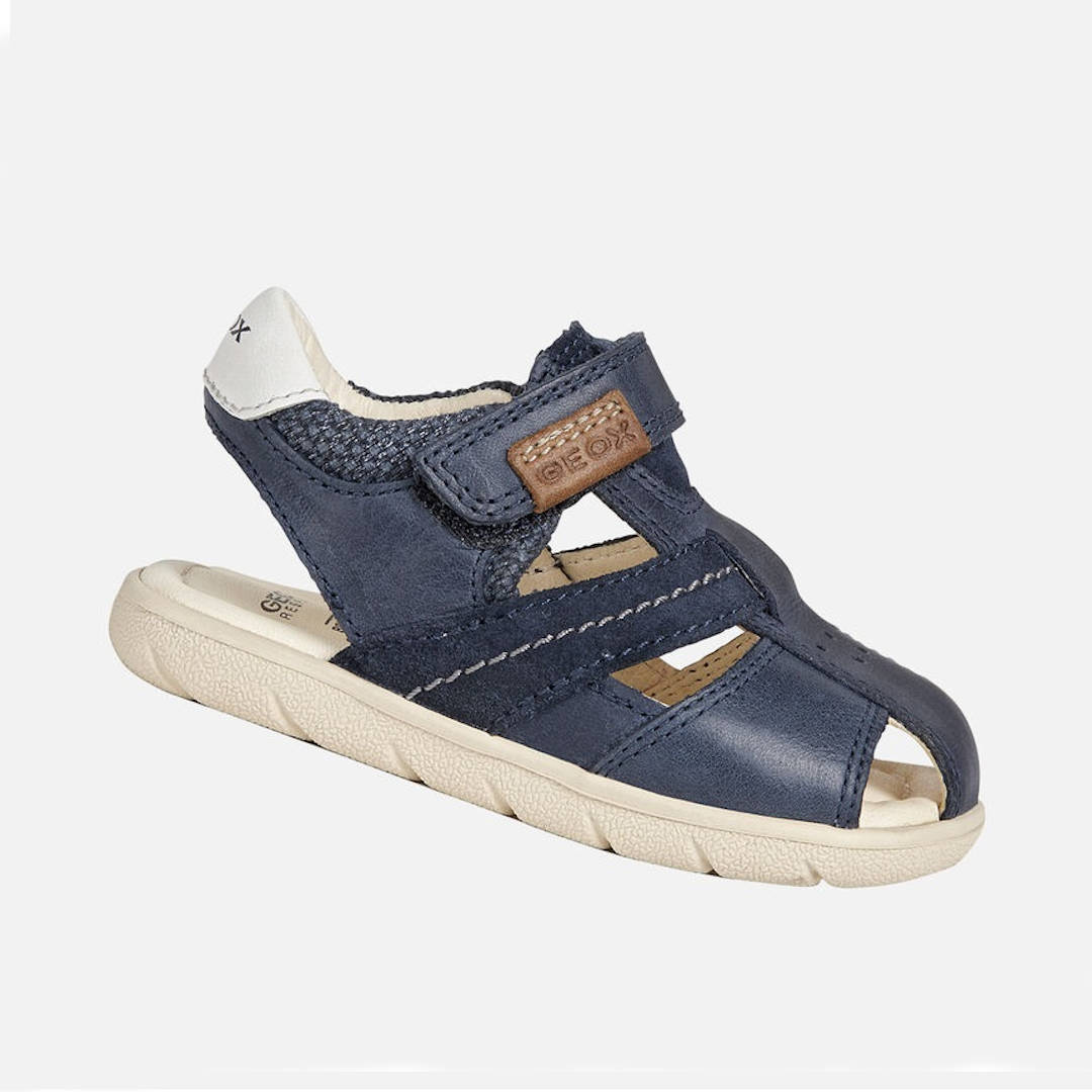 GEOX ALUL - Baby Boy First Step Sandals