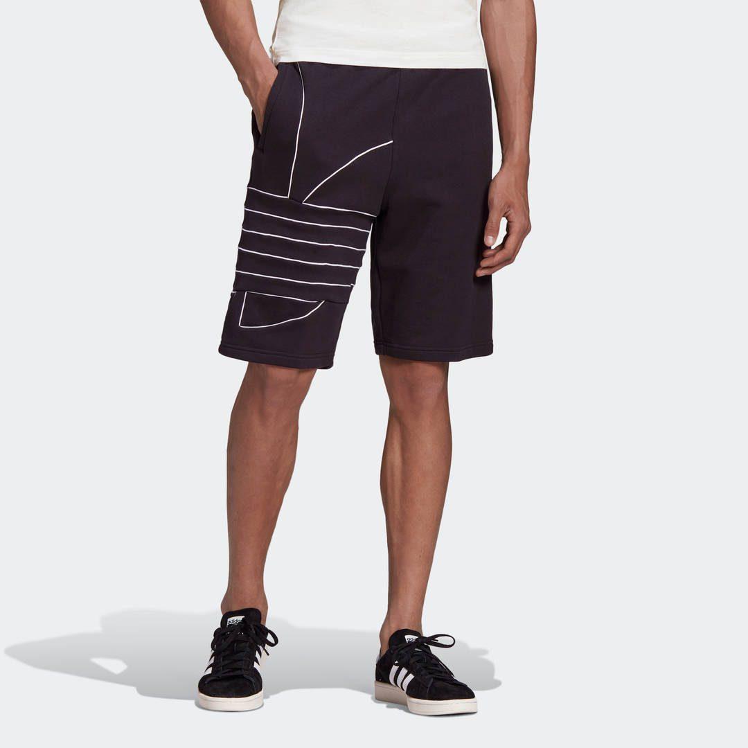 adidas Originals Big Trefoil Sweat Shorts