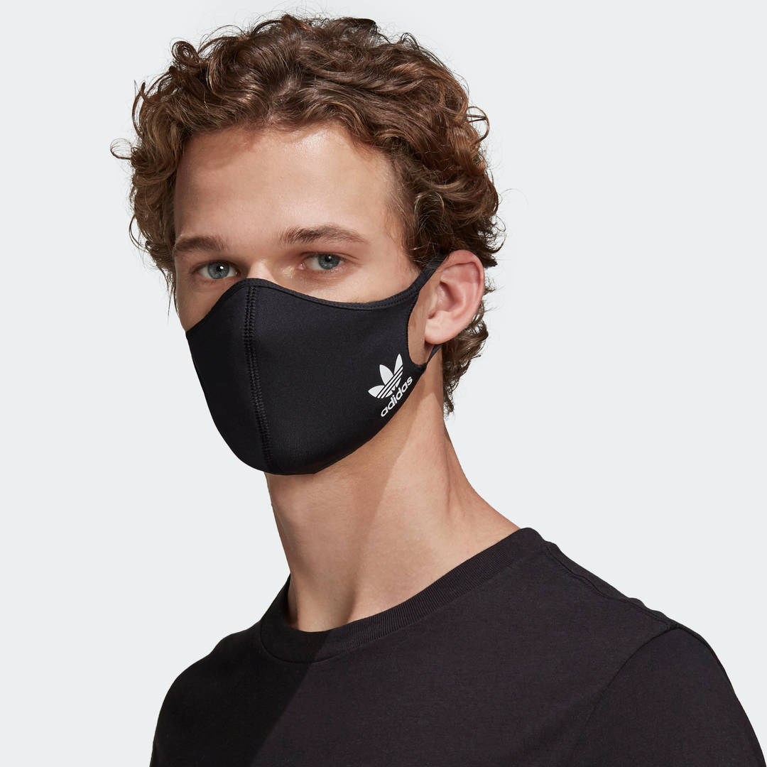 adidas Originals Face Covers SMALL 3-Pack