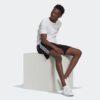 adidas Originals Adicolor 3D Trefoil 3-Stripes Sweat Shorts