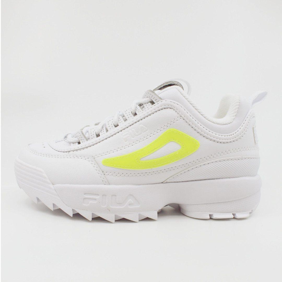 Fila Heritage Disruptor II Εφηβικά Παπούτσια